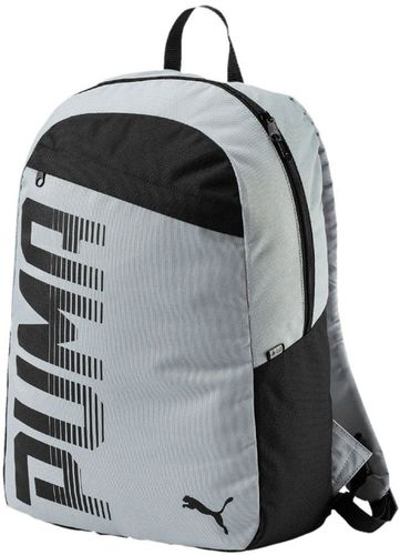 c2d0a8ee6c567 Puma Plecak sportowy Pioneer Backpack I 21L szary (074714 03)