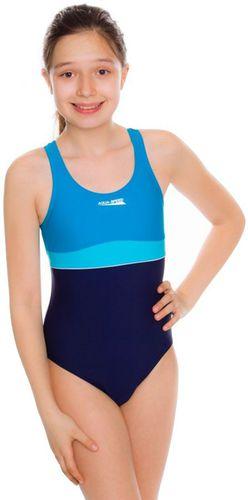 Aqua-Speed Kostium kąpielowy Emily granatowy r. 134 cm