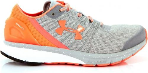 Under Armour Buty damskie Charged Bandit 2 Szare r. 36 (1273961-944)