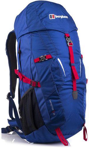 BERGHAUS Plecak trekkingowy Capacitor 35 Berghaus Blue/Red uniw - 5052071715869