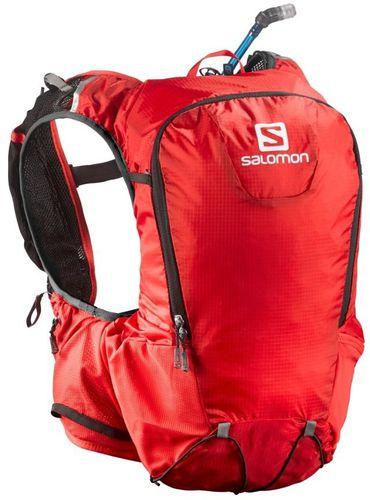 Salomon Plecak do biegania Skin Pro 15 Set + bukłak 1,5L Salomon Bright Red/Black uniw - 887850829001