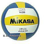 Mikasa Piłka do siatkówki Mikasa MG V-230  uniw - 2000091021819