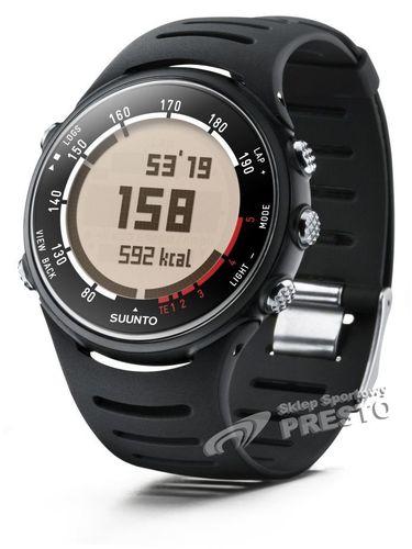 Suunto Zegarek sportowy Suunto t3d Black Black uniw - 2000010300938