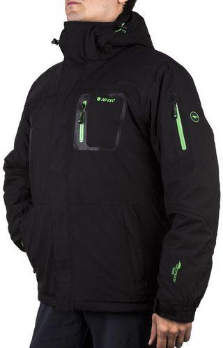 Hi-tec Kurtka męska Cabino 5.000 Hi-Tec Black/Green r. XXL