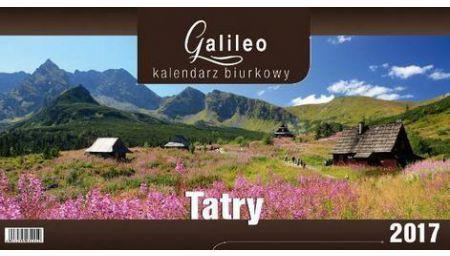 CRUX Kalendarz 2018 Biurkowy Galileo, Tatry
