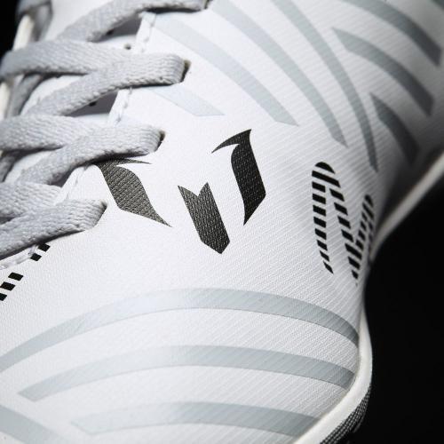 45b723b2517a2f Adidas Buty piłkarskie Nemeziz Messi 17.4 Indoor Boots Junior biało ...