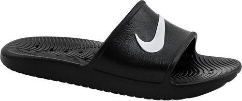 Nike Klapki męskie Kawa Shower czarno-białe  r. 45 (832528 010)