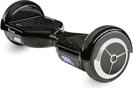 Deskorolka elektryczna Opticum Wheels 6,5'' Czarny