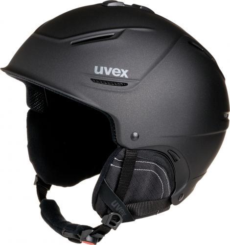 UVEX kask narciarski P1us 2.0 black mat r. 59-62 cm (5662112007)