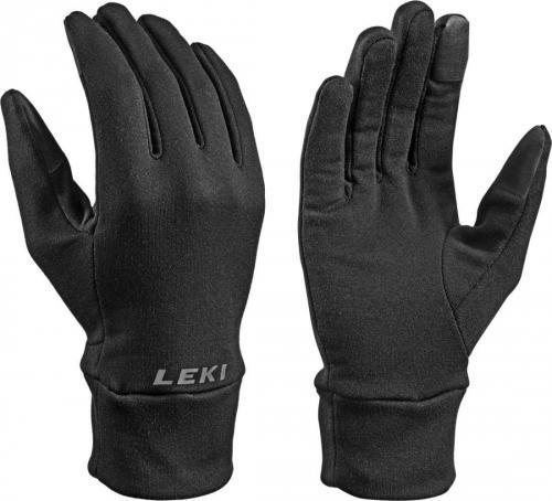 LEKI Rękawice Inner Glove mf touch black 9.0 - 63281513090