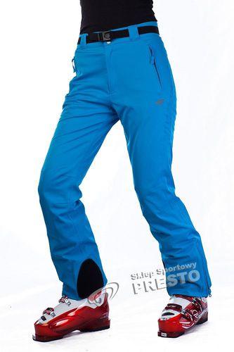 4f Spodnie narciarskie damskie SPDN002 8.000 4F turkusowy S - 5900416617050