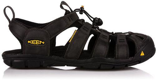 Keen Sandały męskie Clearwater CNX Leather Magnet/Black r. 46 (1013107)