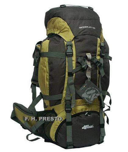 4f Plecak turystyczny Mc. Kinley 55 4F grafitowo-zielony uniw - 2000091021695