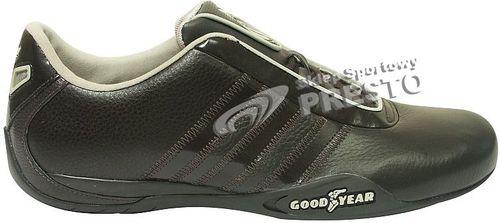 Adidas Buty sportowe GoodYear Race 662539 ciemnobrązowe r. 43 1/3