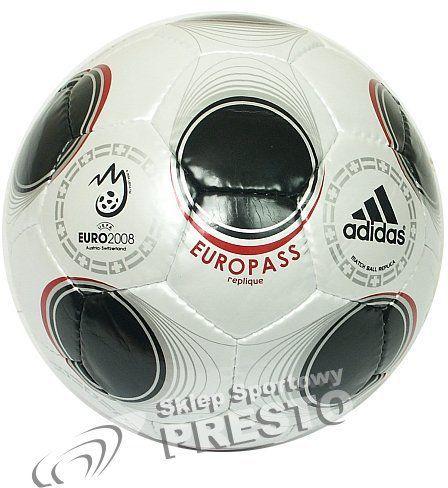 Adidas Piłka nożna Adidas EURO 2008 Rep. 604896 wariant uniw - 4003426939820