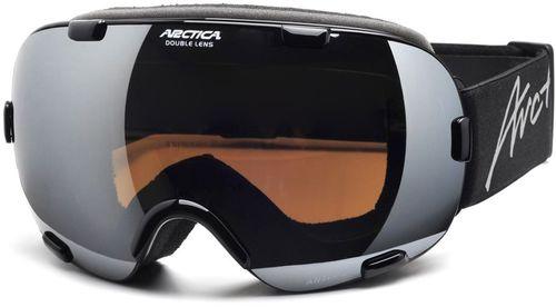 Arctica Gogle narciarskie  G-100 czarne