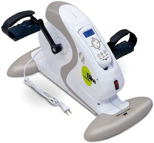 BH Fitness Mini rower magnetyczny M Bike BH Tecnovita biało-beżowy uniw - 2000091026072