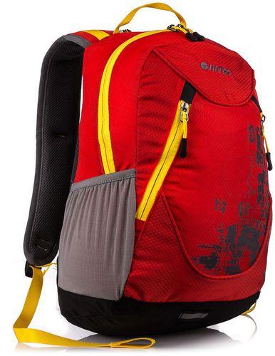 Hi-tec Plecak wielofunkcyjny Sabar 20 Hi-Tec Red/Yellow uniw - 5901979057192