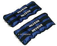 Meteor Obciążenia na ręce i nogi 2 x 2 kg 1625  2 kg - 5906735116250