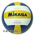 Mikasa Piłka do siatkówki Mikasa MVP 2001  uniw - 2000091021820