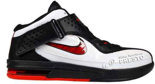 Nike Buty męskie Air Max Zoom Lebron Soldier V czarno-białe r. 42
