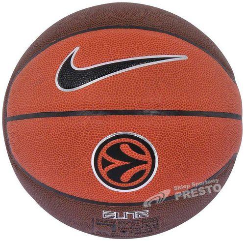 Nike Piłka do koszykówki Elite Euroleague Basketball Official Game Ball Nike  uniw - 884498950258