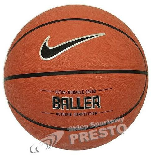 Nike Piłka koszowa Nike Baller BB0267 801 801 uniw - 882801117732