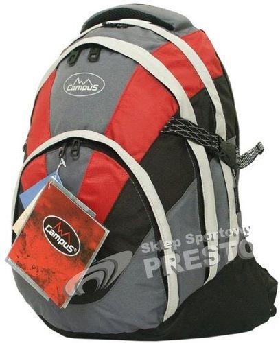 Campus Plecak trekkingowy Chilpi 35 Campus czerwono-czarny uniw - 2000091019462