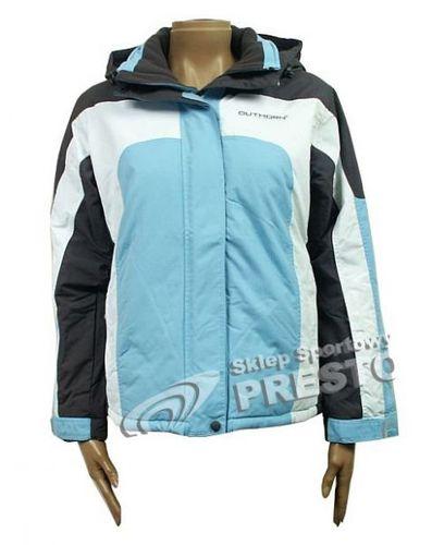 Outhorn Kurtka narciarska damska Tess niebiesko czarno biała r. S
