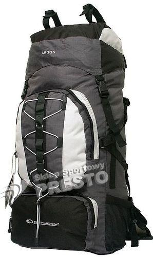 Outhorn Plecak turystyczny Argon 80 Outhorn czarno-grafitowy uniw - 2000091019961
