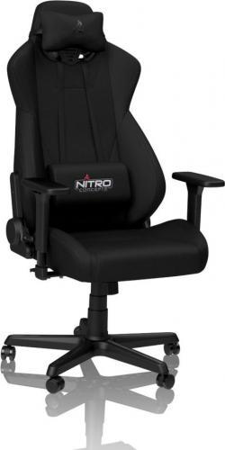 Fotel Nitro Concepts S300 Stealth Black (NC-S300-B)