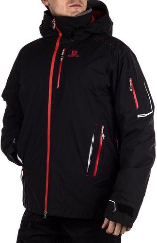 Salomon Kurtka męska Motion Fit Whitemount GTX Jacket M Salomon Black r. M