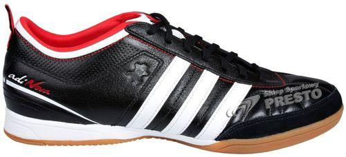 Adidas Buty halowe Adinova IV IN Czarne r. 39 1/3
