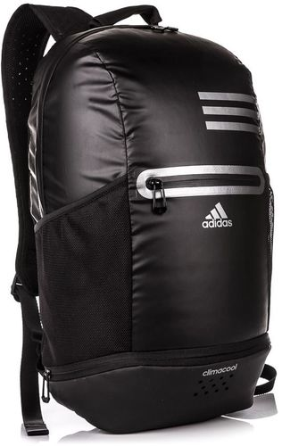 Adidas Plecak sportowy Climacool Backpack 28 Adidas czarny uniw - 4055012606340