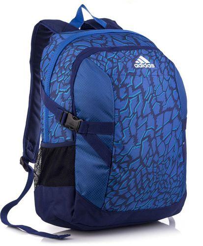 Adidas Plecak sportowy BP Power II Graphic 23 Adidas niebieski uniw - 4054072399384