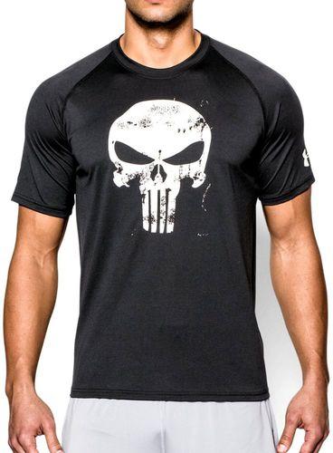 Under Armour Koszulka męska Transform Yourself Core T-Shirt Punisher Black/White r. XXL
