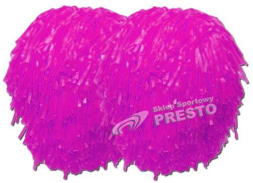 Inwestment Pompony 30cm standard TB 2szt. kolor różowy uniw - 2000010183531