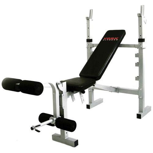 York Fitness Ławka wielofunkcyjna B530 York Fitness  uniw - 2000091014686