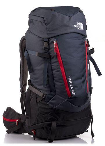 The North Face Plecak trekkingowy Terra 65 L/XL The North Face Conquer Blue/Fiery Red uniw - 715752125252
