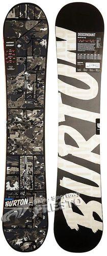 Burton Deska snowboardowa męska Descendant 157 Burton  157 cm - 886888427111