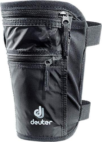 Deuter Saszetka Security Leg-Holster Deuter Black