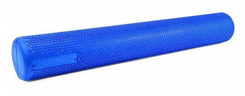 FleXifit Wałek do masażu Eva Yoga Roller 90 cm Flexifit Blue uniw - 2000011183974