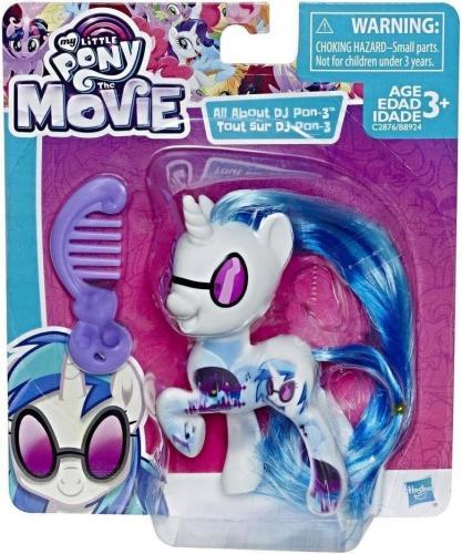 Hasbro My Litte Pony, Kucyki podstawowe - Dj Pon-3