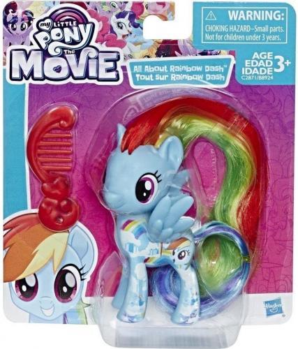 Hasbro My Little Pony, Kucyki podstawowe - Rainbow Dash