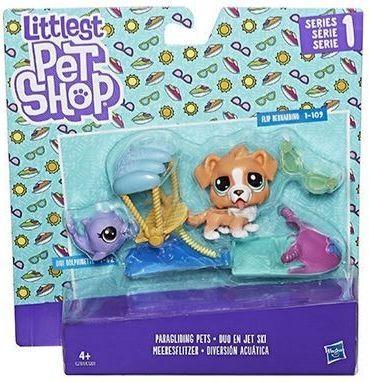 Hasbro Littlest Pet Shop. Przygody zwierzaków AST  (GXP-601981)