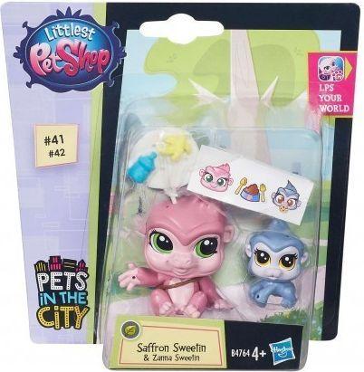 Hasbro Littlest Pet Shop. Zwierzak z akcesoriami, AST - (GXP-592907)
