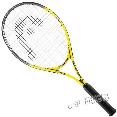 Head Rakieta tenisowa Nano Ti. Lite 2012 Head żółty L2 - 726423445951