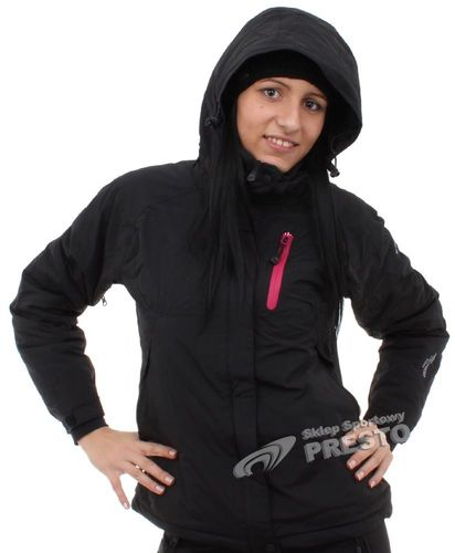 Hi-tec Kurtka narciarska damska Lady Troya 5000 czarny r. M
