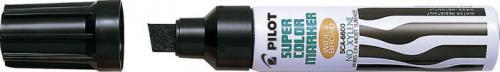 Pilot Marker Permanentny SC-6600, czarny (PISC-66B N)