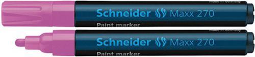 Schneider Marker Olejowy Maxx 270, różowy (SR127009)